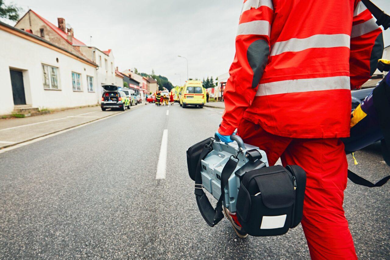 Los números de emergencia en Alemania