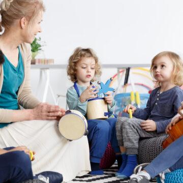 El Kindergarten alemán